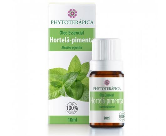 Óleo Essencial de Hortelã-pimenta - 10ml