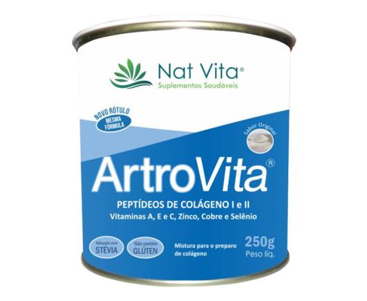 ArtroVita - Peptídeos de Colágeno I e II