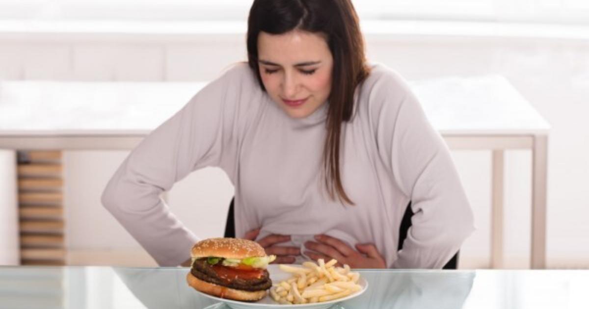 [Os perigos da má alimentação]