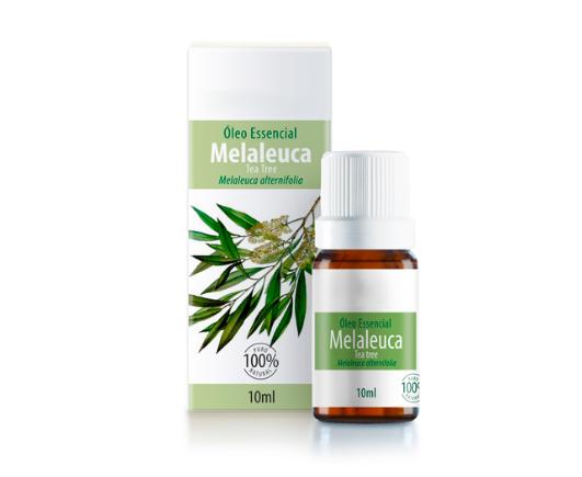 Óleo Essencial de Melaleuca (Tea Tree)