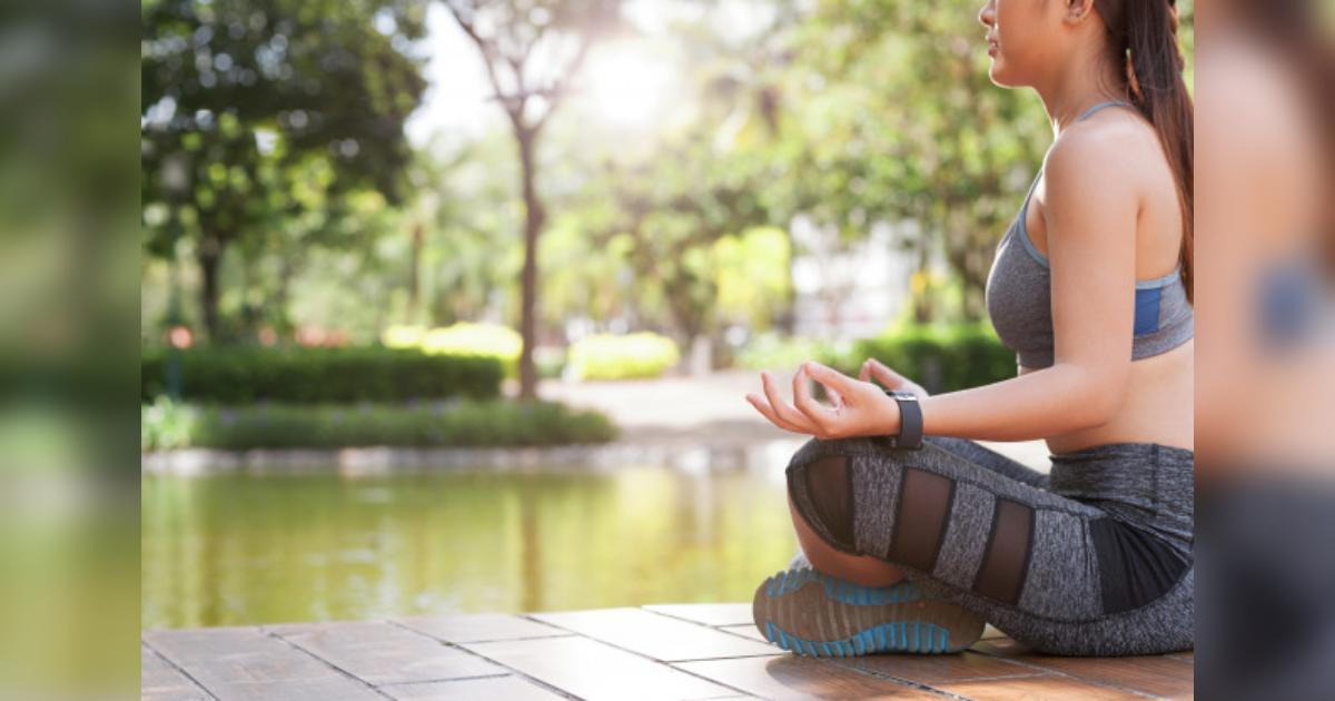 [Truque de meditação ajuda a controlar a ansiedade em 2 minutos]